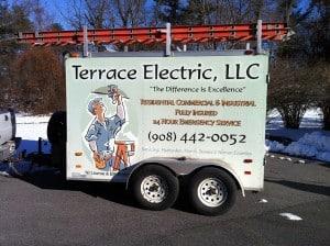 Terrace Electric Trailer